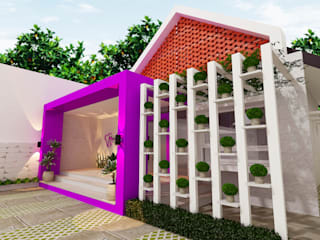 Cliniques de style  par samma design