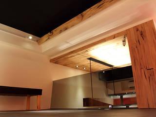 Moderne Geschäftsräume & Stores von 四一室內裝修有限公司 Modern