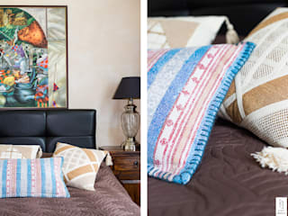 Apartament w Miasteczku Wilanów: styl , w kategorii  zaprojektowany przez Kąty Proste - Fotografia Wnętrz
