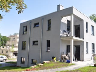 Modern houses by architekturbuero dunker Modern