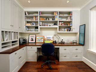 Study/office by BOWA - Design Build Experts