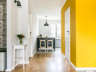 IDEALS . Marta Jaślan Interiors Cocinas de estilo minimalista