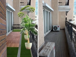 Green Cause:  Terrace by GreenCausa