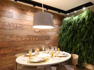 Phòng ăn phong cách mộc mạc bởi MORSCH WILKINSON arquitetura Mộc mạc