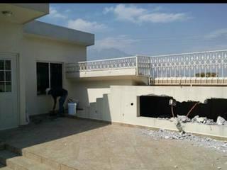 Phòng ngủ phong cách hiện đại bởi AYALA Proyectos y Construccion Hiện đại