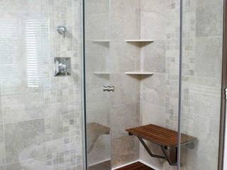 División de baño:  de estilo  por Decoracion & Arquitectura interior Km