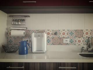 Küche von Q2 Arquitetura,