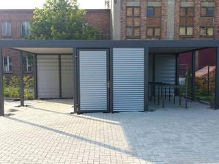 modern  by Carport-Schmiede GmbH & Co. KG - Hersteller für Metallcarports und Stahlcarports auf Maß, Modern