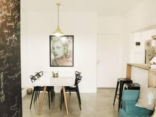 Modern Dining Room by Thiago M Cordeiro Arquiteto Modern