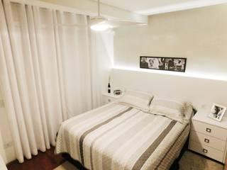 Modern Bedroom by Thiago M Cordeiro Arquiteto Modern