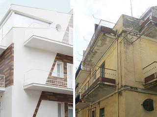 Palazzo Zara:  in stile  di Laboratorio di Progettazione Claudio Criscione Design