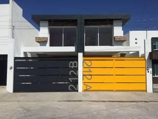 CASAS FR212: Casas de estilo  por arqui I zero  arquitectos
