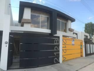 CASAS FR212: Casas de estilo minimalista por arqui I zero  arquitectos