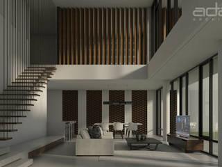 Citra H5D 57:  Rumah tinggal  by Adara Architects