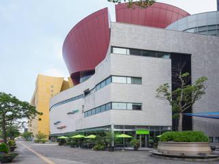 北九州市リヴァーウォーク1F サラダレストランバー  シトロネル: 一級建築士事務所  馬場建築設計事務所が手掛けたです。