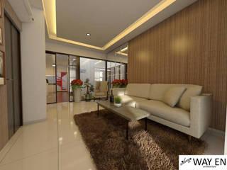 minimalist  by Way En Architecture, Minimalist