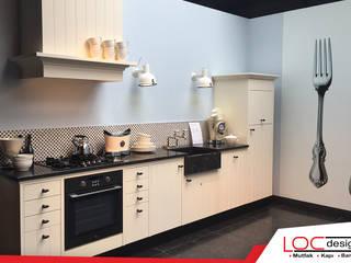 Loc Design Mutfak Banyo – Mutfak Modelleri:  tarz Mutfak üniteleri