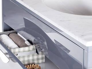 Badezimmer von Loc Design Mutfak Banyo