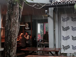 Taman Tengah - Joint Creative Space:   by Lukie Widya - LUWIST Spatial