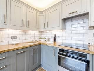 Módulos de cocina de estilo  de Maxmar Construction LTD