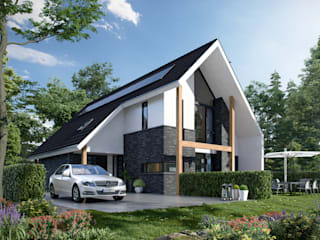 by Bongers Architecten Сучасний