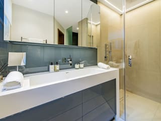 Maxmar Construction LTD Modern bathroom