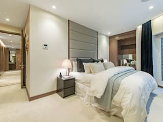Maxmar Construction LTD Modern style bedroom