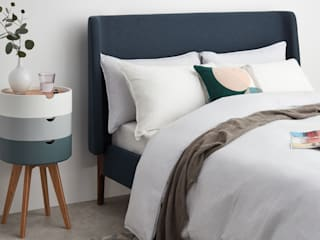 CAIRN Bedside Table di KIMXGENSAPA Scandinavo