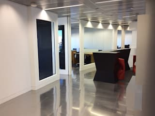 de Empresa constructora en Madrid Moderno