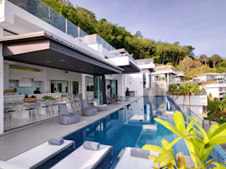 Luxury Villa:   von press profile homify