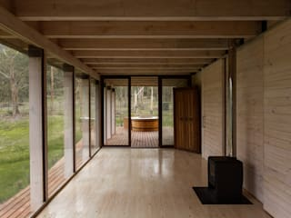 Dx Arquitectos Log cabin
