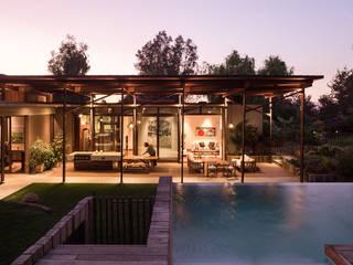 Piscines privées de style  par Dx Arquitectos, Moderne