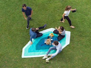 Ceremony Jardin minimaliste par Hadrien Fouin Minimaliste
