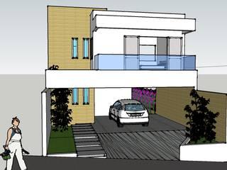 Residência Fabiano e Michele por Marcos Teodoro - Arquiteto
