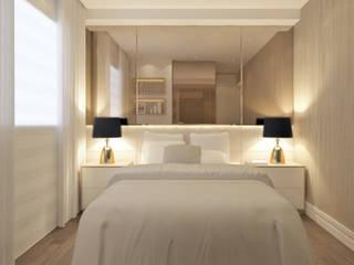 Bedroom by Elaine Orosco , Modern