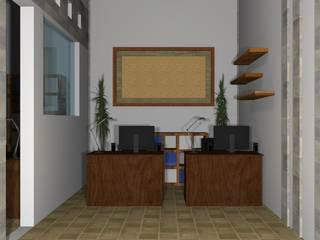 Ruang Rekam Medis:  Rumah Sakit by Azka Studio