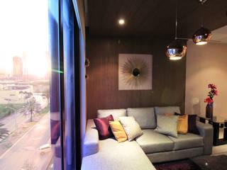 Living room by D.I. Pilar Román,