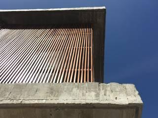 Casa EN2L Casas modernas por Aoki Arquitetura Moderno