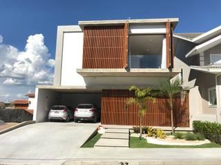 Casas modernas de Aoki Arquitetura Moderno