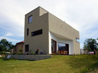 Einfamilienhaus am Schießhaus von PlanKopf Architektur Modern