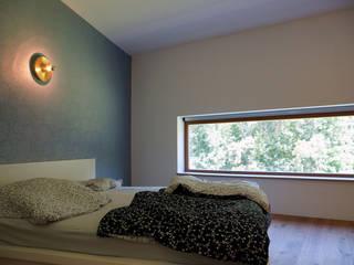 Einfamilienhaus am Schießhaus Moderne Schlafzimmer von PlanKopf Architektur Modern