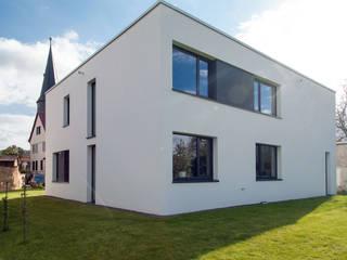 Einfamilienhaus Windischholzhausen von PlanKopf Architektur Modern