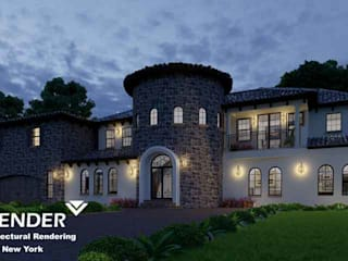 3d visualisation services by Vrender company