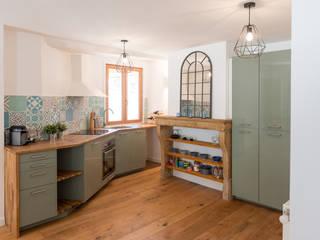 Kitchen by Atelier MADI, Scandinavian
