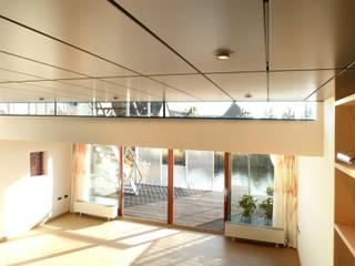 Steel Study House I Moderne woonkamers van Archipelontwerpers Modern
