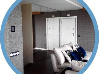 غرفة المعيشة تنفيذ Indomotiq, Inmótica y Domótica (Zona norte)