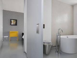 Archipelontwerpers Industrial style bathroom