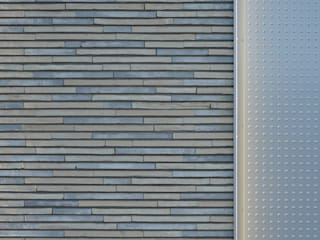 Dinding & Lantai Modern Oleh Archipelontwerpers Modern Batu