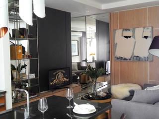 Graha Natura Blok AA show unit:   by KOMA living interior design