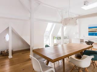 Sanierung eines denkmalgeschützten Mehrfamilienhauses von Jüttemann Architekten